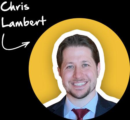 Chris Lambert, Co-host of Watching the Throne